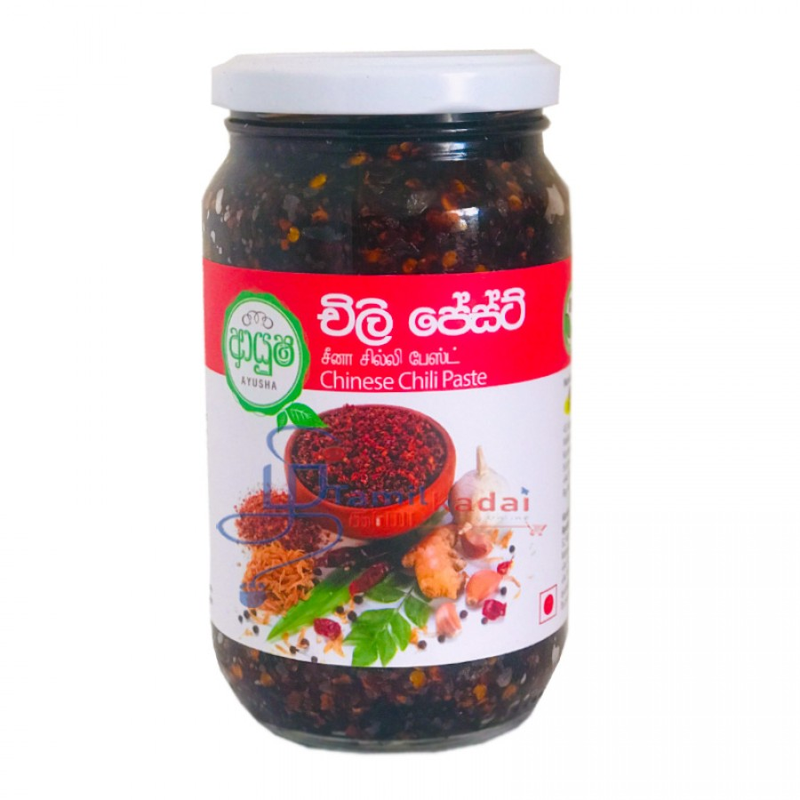 Ayusha Chinese Chili Paste (570g)