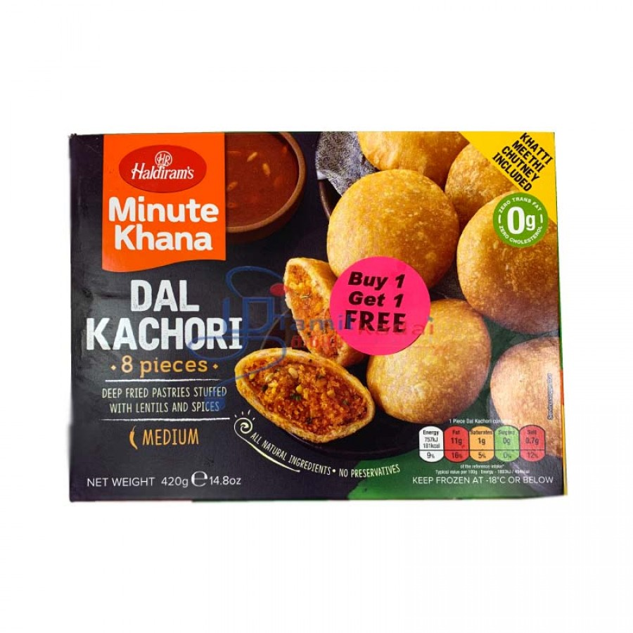 Haldiram's Dal Kachori - Medium (420g)