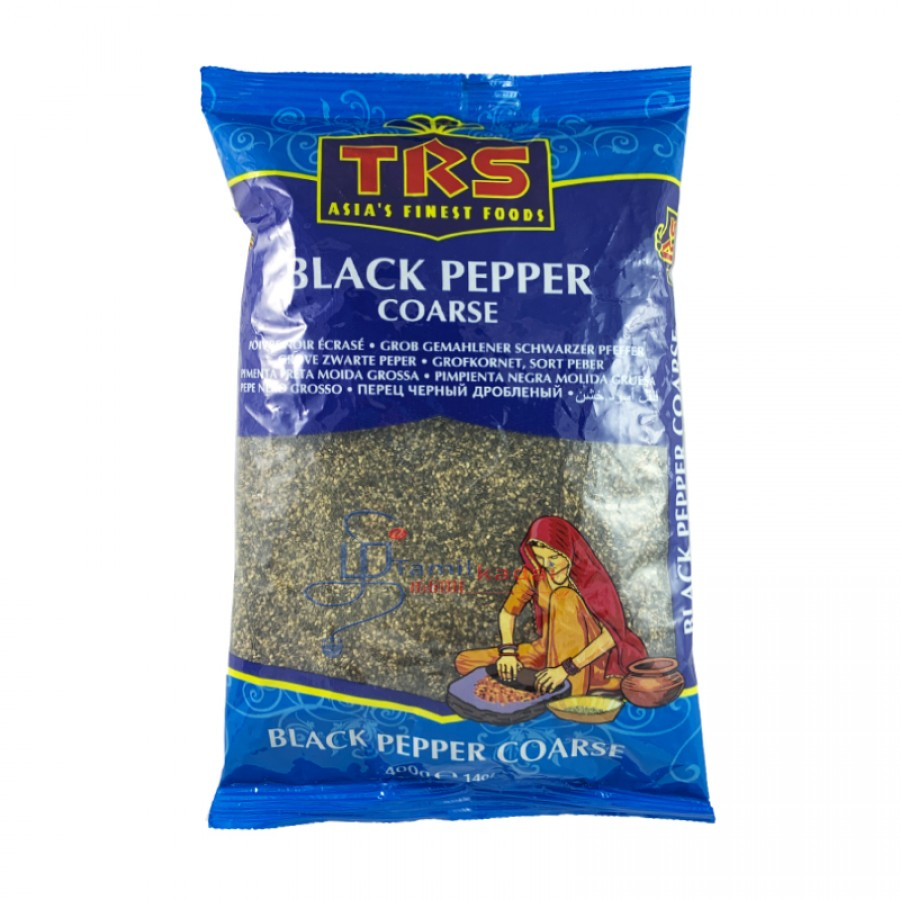 TRS Black Pepper Coarse - மிளகு (400g)