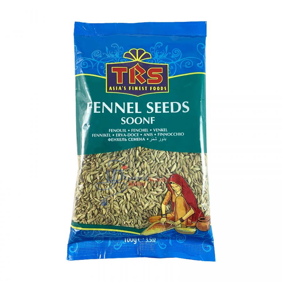 TRS Fennel Seeds Soonf  (100g)