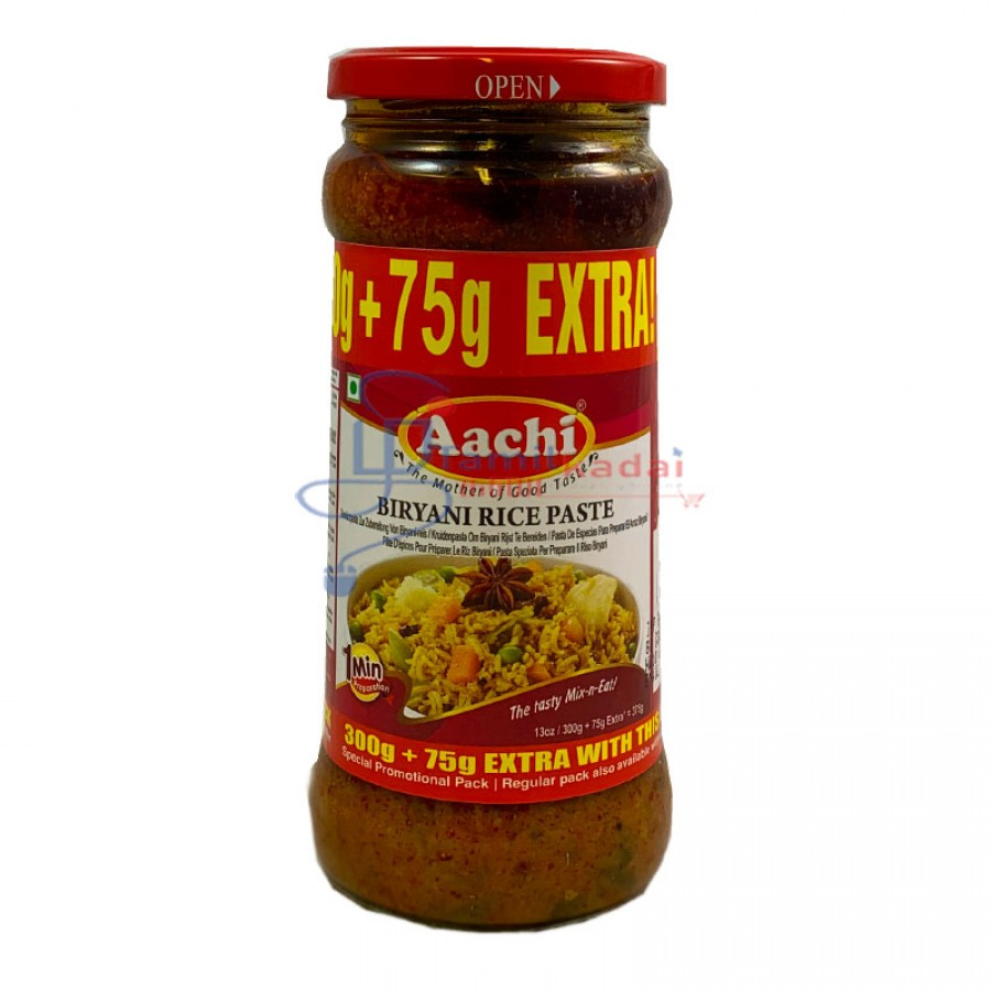 Aachi Biryani Rice Paste (375g)