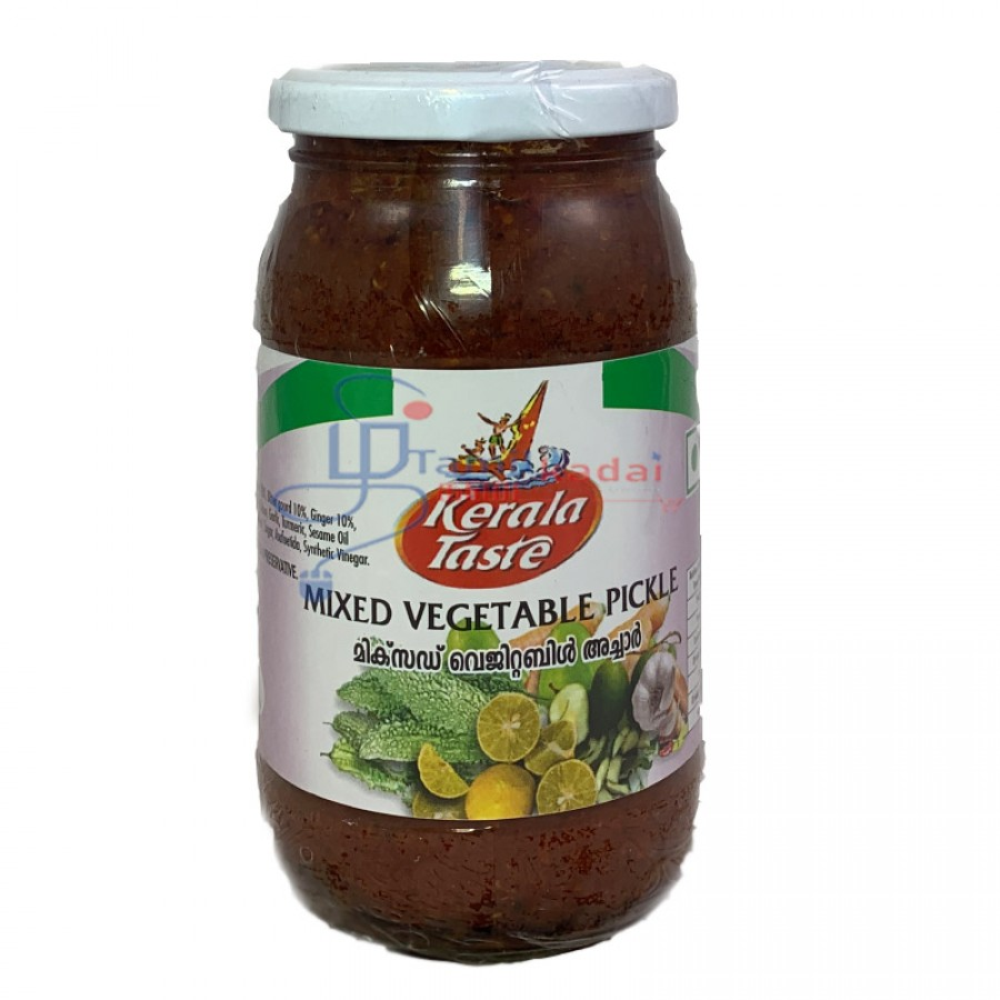 Mixed Vegetable Pickle (300g)