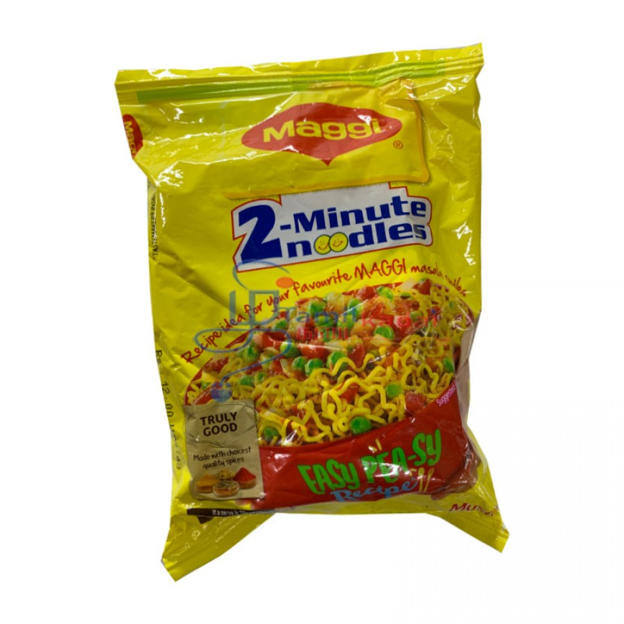 Maggi 2 Minutes Easy Pea-sy Recipe Noodles (70g)