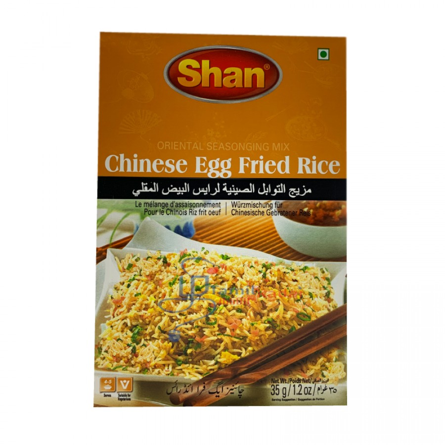 Shan Chinese Egg Fried Rice (35g)